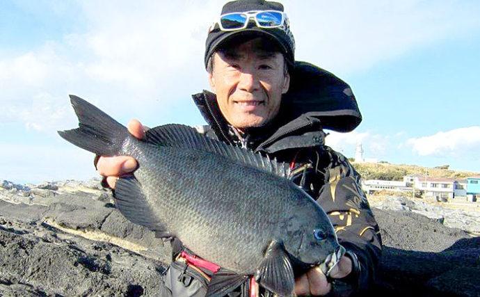 フカセメジナ釣りステップアップ:ハリ使い 各特性と選択方法について