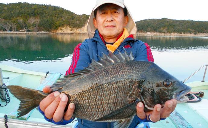 【三重県】カカリ釣り最新釣果情報 年無し含み良型クロダイ続々