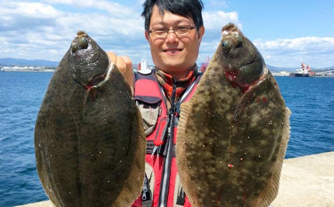 【中部2020】投げ釣りで狙う春カレイ オススメエリア・タックル・釣り方
