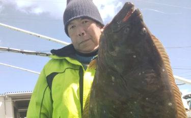 【外房2020春】活きイワシ泳がせで狙うヒラメ&マハタ釣り