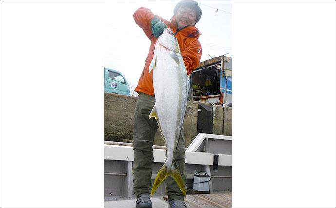 【長崎・佐賀】沖釣り最新釣果 春のヒラマサに乗っ込みマダイ好調