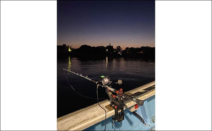 初体験の『アカムツ』釣りで見事本命3尾 サポート万全の鈴竹丸で挑戦