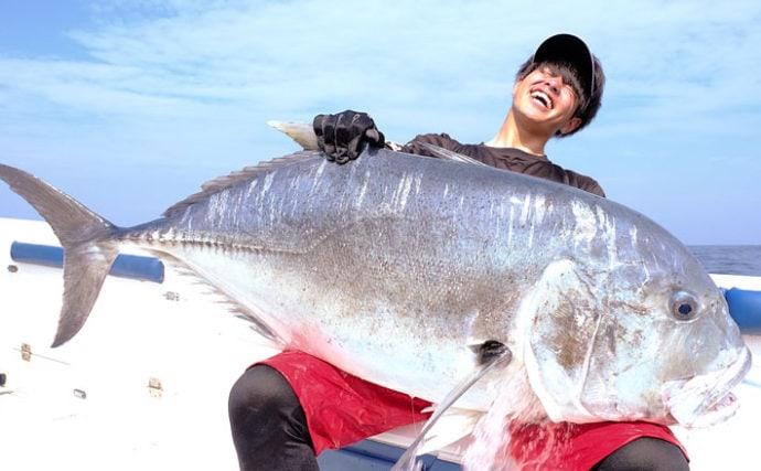 4days海外遠征で淡水&海水の『怪魚ゲーム』を堪能【スリランカ】