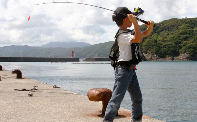【東海2020初夏】ちょい投げ釣り初心者入門 くるもの拒まずで笑顔