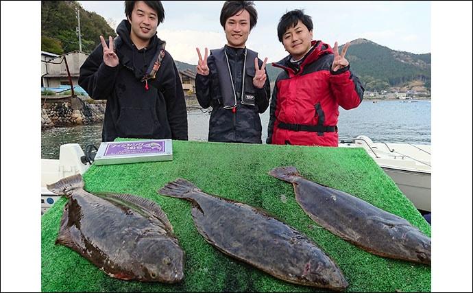 【三重】船釣り最新釣果 終盤戦のトンボジギングで本命ビンチョウマグロ