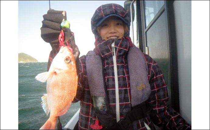 【愛知】沖のエサ釣り釣果情報 ウタセ五目釣りで絶品尺メバル