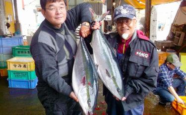 【愛知・三重】海上釣り堀釣果情報 天然ブリにマダイ数釣りも