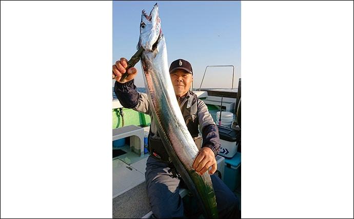 【大分・熊本】船釣り最新釣果 良型の関アジにメバル数釣りに注目