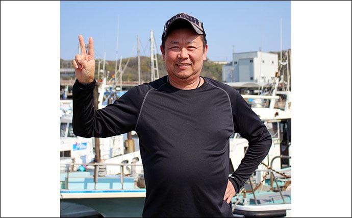 【東海2020】アカムツ船釣り初心者入門 アワセ不要で多点掛けを狙う