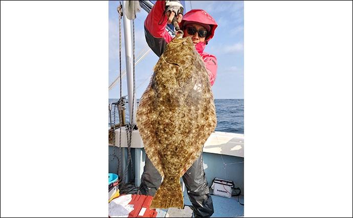【響灘】沖のエサ釣り釣果情報 ひとつテンヤで良型マダイ上昇中