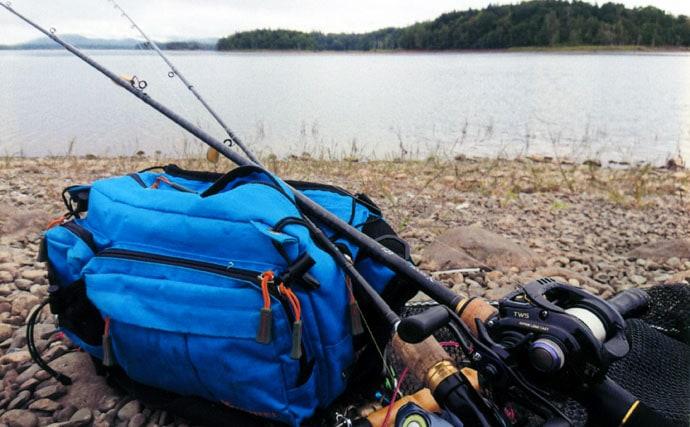 初めてのイトウ釣りは分からないことだらけ 待望釣果は次回に持ち越し