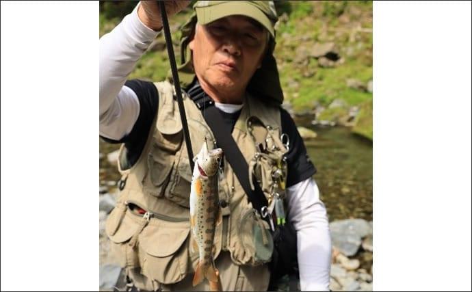 【九州2020】シーズン別渓流釣り攻略法:狙うポイントも時期毎に変更