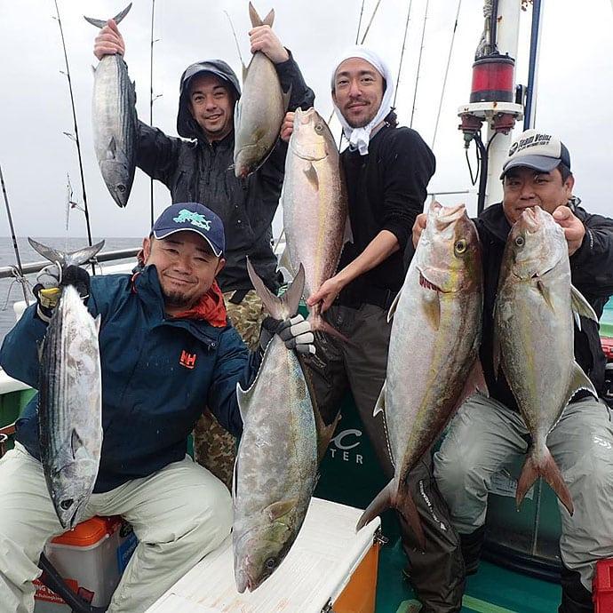 関東遠征釣りのメッカ『銭洲』が4月1日に解禁 未体験者に向けて解説