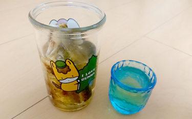 自宅生活をちょっと粋に:市販品のアユで『骨酒』を作ってみよう