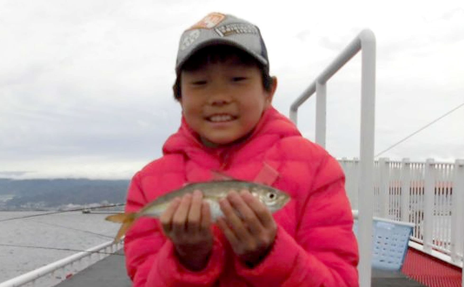 台風被害で閉園していた『尼崎市立魚つり公園』が4月1日から再開