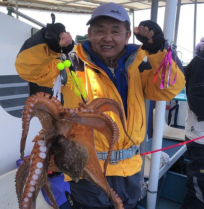 明石沖マダコ釣りが3月にシーズン本格化の不思議 専門機関に聞く