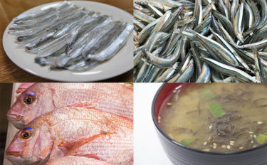 【西日本編】4月に旬を迎える海の幸4選 春のキビナゴは天ぷらで食す