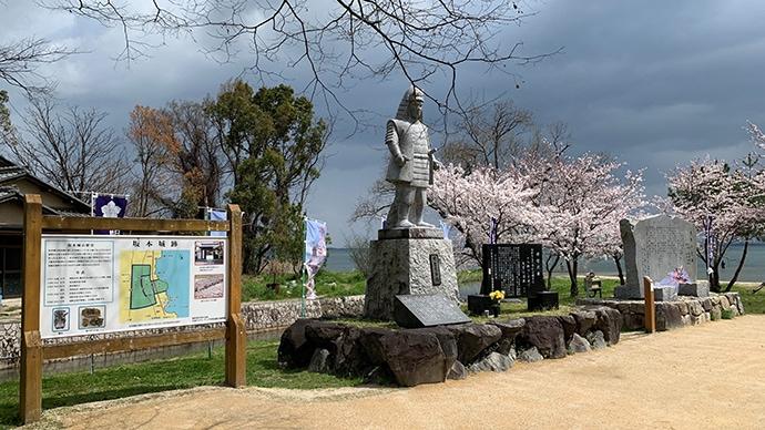 琵琶湖の釣り場「今昔物語」:湖南・西岸編 豊かな自然そのままに