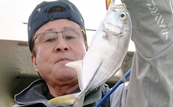 ボートルアーフィッシングでメッキ・タチウオ・シーバス【名古屋港】