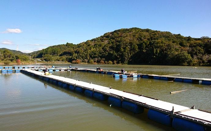ヘラブナ釣り回想記:静岡県 高いヘラ熱に充実した野釣り場が魅力