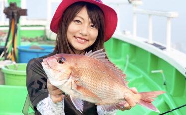 私の釣り人生コラム:晴山由梨 ライフスタイルも釣り人らしく変容