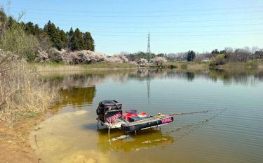 ヘラブナ釣り回想記:福島県 震災の爪痕残るも釣り人はアグレッシブ