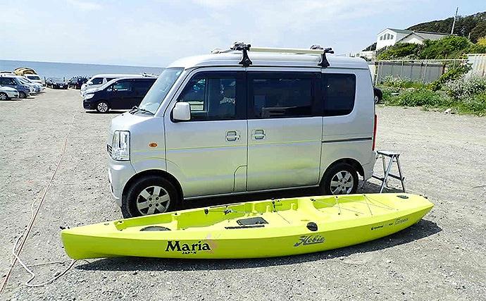 【カヤックフィッシング入門】本体&付属品の選び方 車載運搬方法も解説