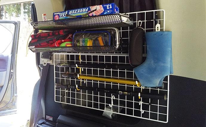 あなたの『釣り車』見せてください:鮎釣り編 水循環システムを自作?