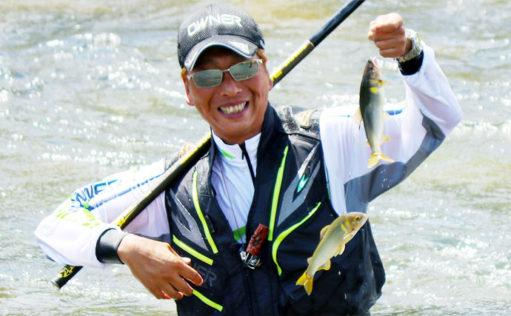 アユのトモ釣り名手『高橋祐次』が解説 タフ条件を攻略する方法