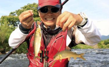 アユのトモ釣り名手『小沢聡』が解説 代表的な3つの状況別攻略法
