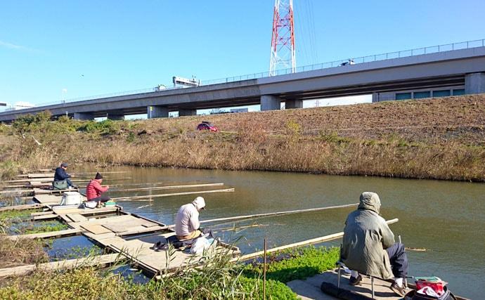 ヘラブナ釣り回想記:神奈川県 意外にもロケーション良好の釣り場多し