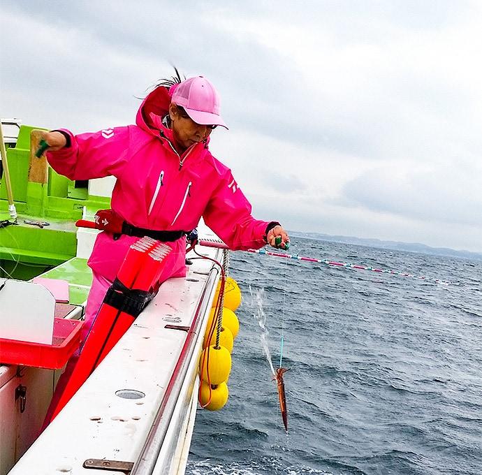 【相模湾2020】ムギイカ釣り徹底攻略 タックル・仕掛け・釣り方