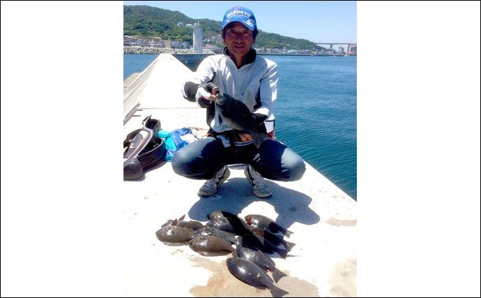 フカセ釣りにおける『ガン玉』使い攻略 代表的な5つの状況毎に解説