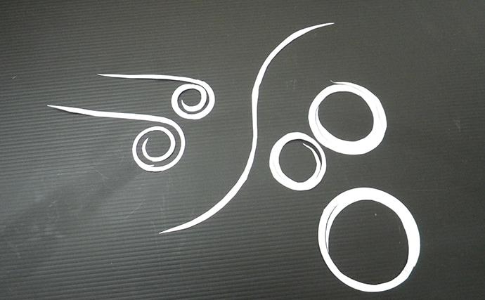 タイラバの『ネクタイ』を自作しよう カットの秘訣はセロハンテープ?