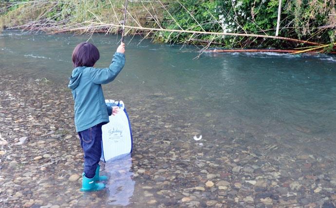 鮎 2020 小 琵琶湖 釣り