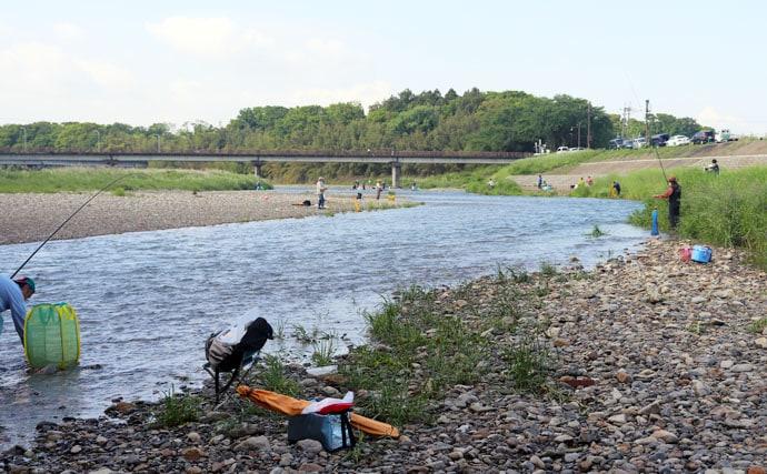 【琵琶湖2020】初夏の風物詩『小アユ釣り』初心者入門 簡単&美味しい