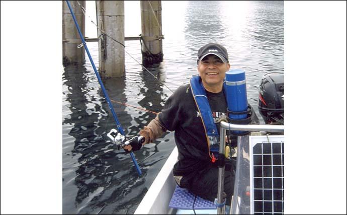 のんびりボート釣行でアジ&チヌ狙い 本命登場に笑顔【大分県】