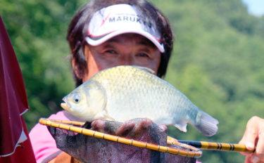 伊藤さとしのプライムフィッシング【6月に行きたい野釣り場:三名湖】