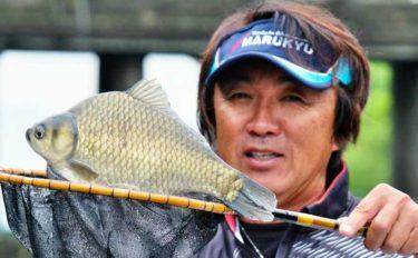 伊藤さとしのプライムフィッシング【6月に行きたい野釣り場4選:間瀬湖】