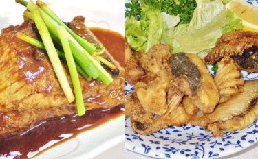 【釣果レシピ】アカエイの「みそ煮」&「唐揚げ」 新鮮なら臭みは無し