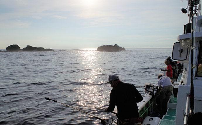 静岡県下田市の遊漁船にコロナウイルス陽性者が乗船 店舗が自ら公表