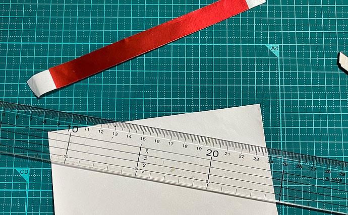 『100均』メタルジグ形状&カラーカスタマイズ方法 色付けは折り紙で?
