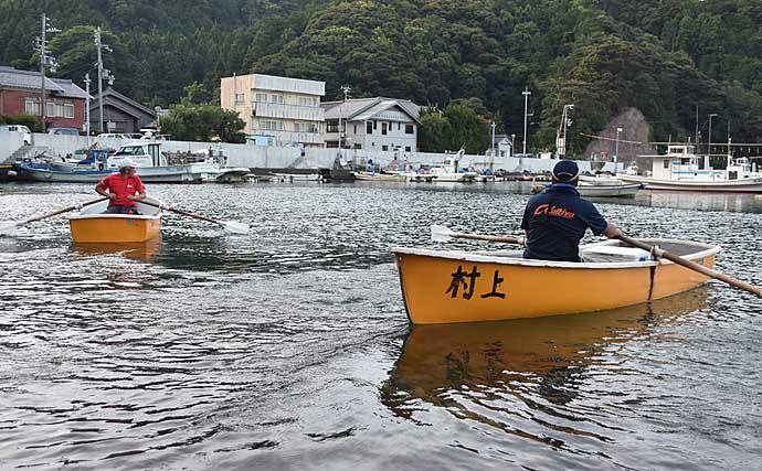 初心者にオススメしたい夏の釣物:ボートキス釣り 手軽に数釣りが可能