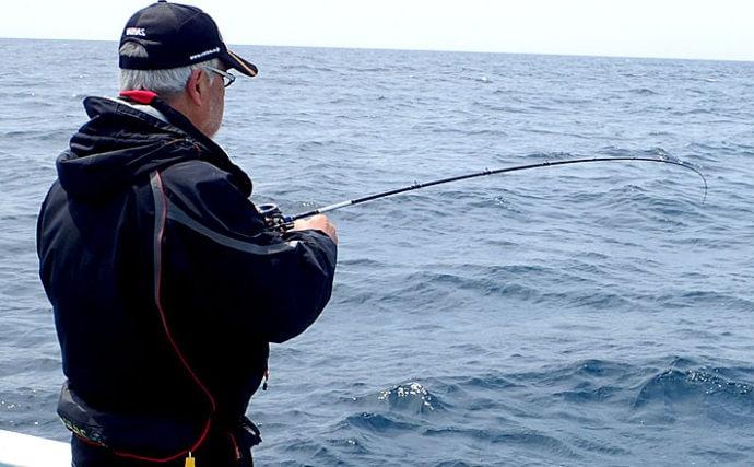 沖釣りで使う『船竿』選びの基礎知識 釣り方による「調子」の違いとは?