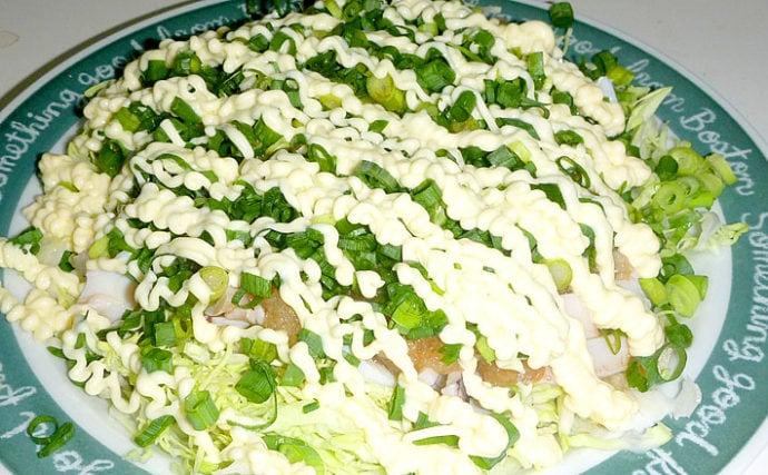 【釣果レシピ】ケンサキイカの「イカマヨポン」 アッサリだけどガッツリ