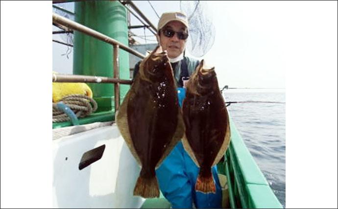 【外房2020】一部解禁の『ヒラメ釣り』初心者入門 タックル&釣り方