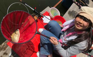 ヘラブナ釣り初心者入門 ダンゴとグルテンの底釣りを有効活用(第9回)