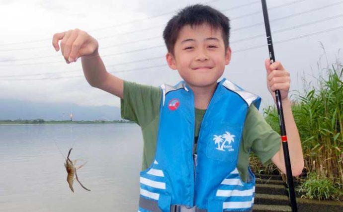 【木曽川2020夏】楽しむテナガ&マハゼ釣り入門 子供と一緒に楽しもう