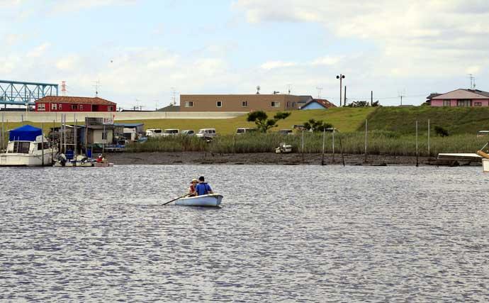 【2020】有名ハゼ釣り場「江戸川放水路」入門 都心からアクセス良好
