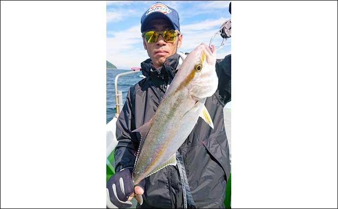 【愛知】沖釣り最新釣果 イシダイ船中24匹にスルメイカ282匹など